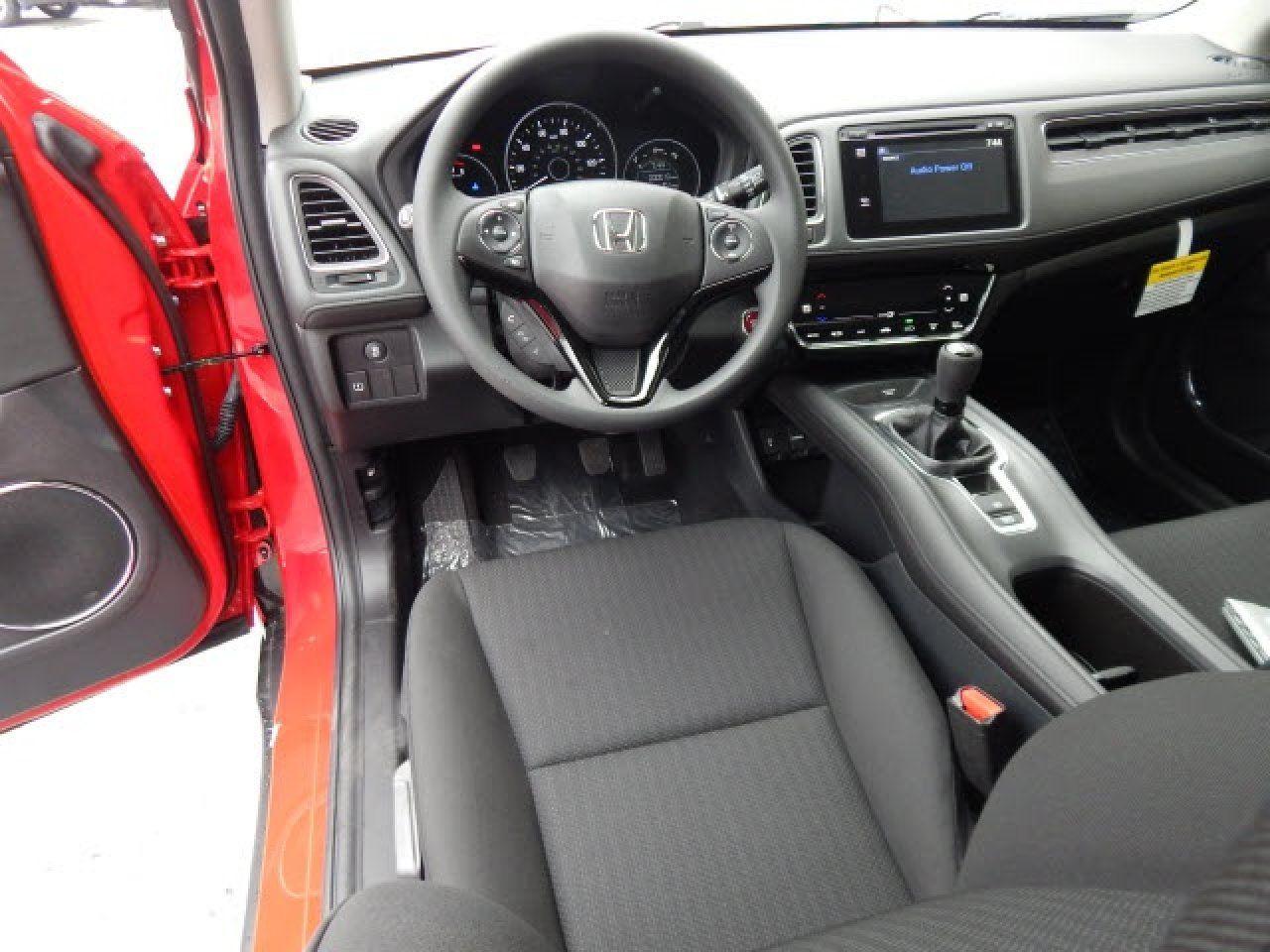 2018 Honda HRV EX 3CZRU5G5XJM701406 Honda of
