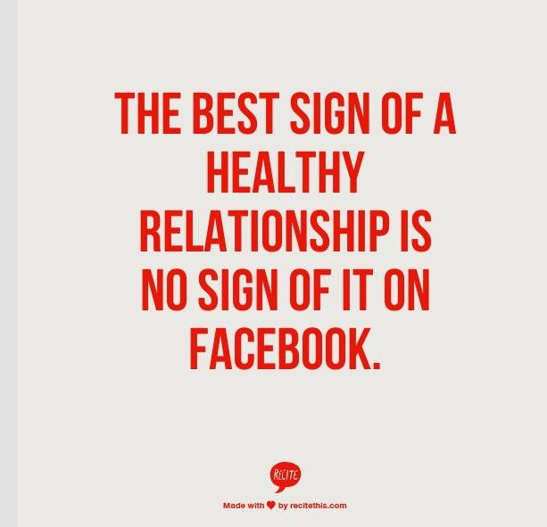 Absolutely Accurate Facebook Relationship Quote Love Quotes Funny Quotes Quotable Quotes