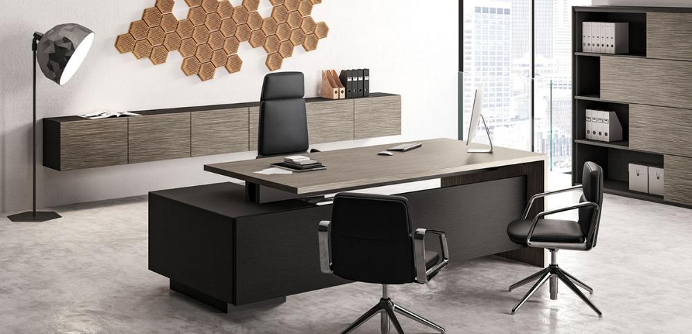 Designer Italian Office Desk Elite