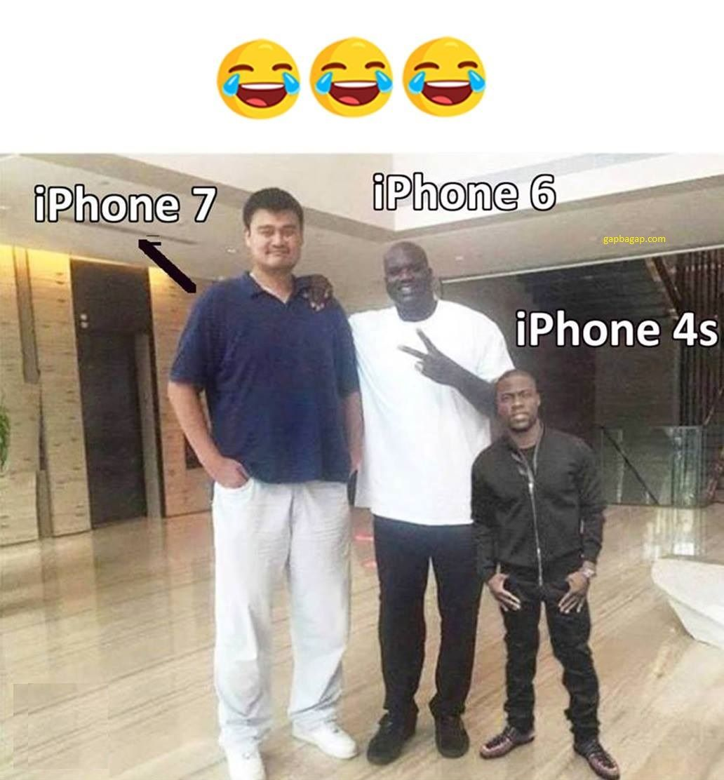 Funny Joke Of The Day ft. iPhones
