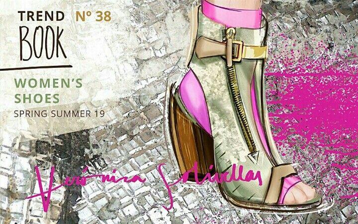 Trend Book Women's Shoes SS 2019 | Fashion Books | Fashion ...