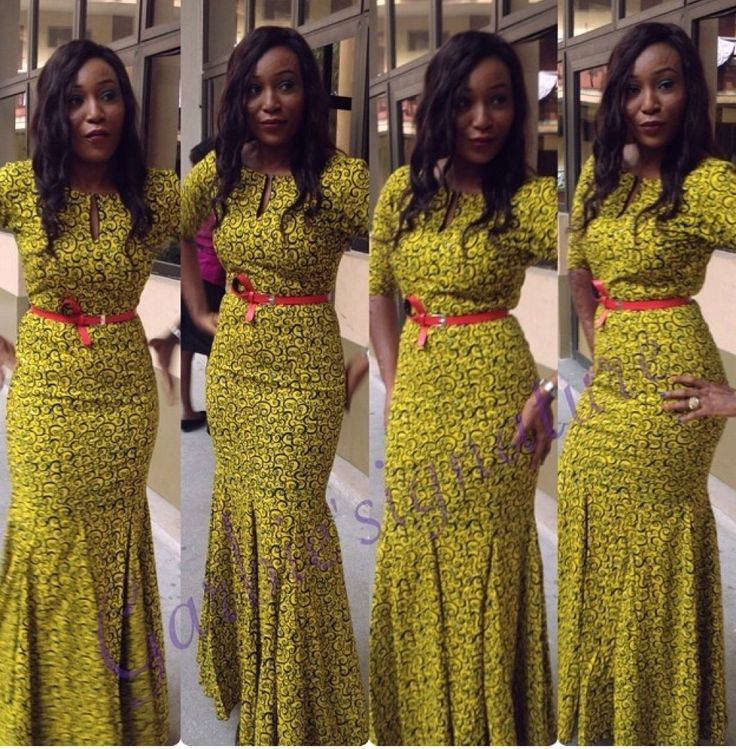 Ankara Lace Latest Fashion For Ladies Is Comprises Of