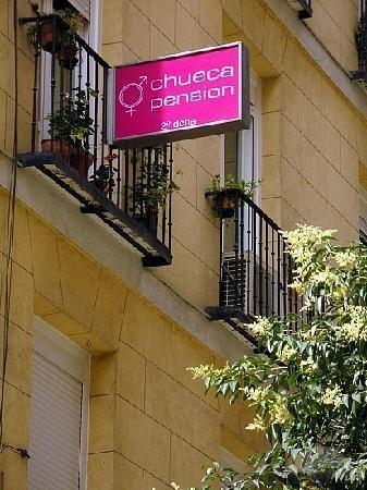 Pensión Chueca. Madrid