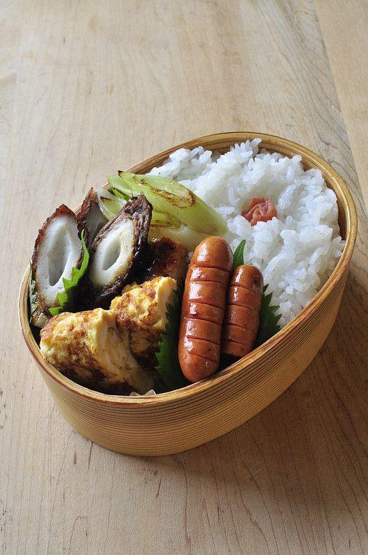 Photo of 竹輪の牛肉巻き弁当 | 家族へ 健康弁当