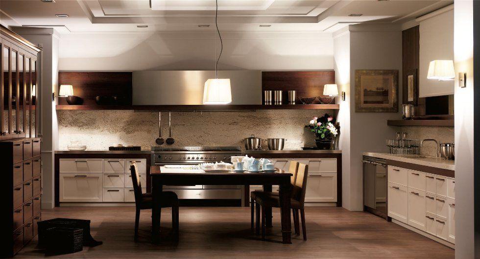 Cocina clasica elegante dise os de cocinas pinterest - Cocinas clasicas fotos ...