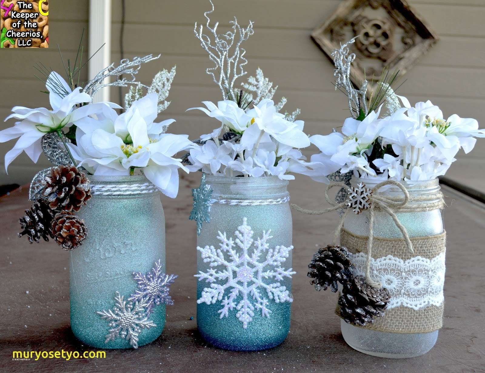 Easy Winter Crafts For Adults Awesome Fresh January Craft Christmas Jars Easy Winter Crafts Mason Jar Decorations