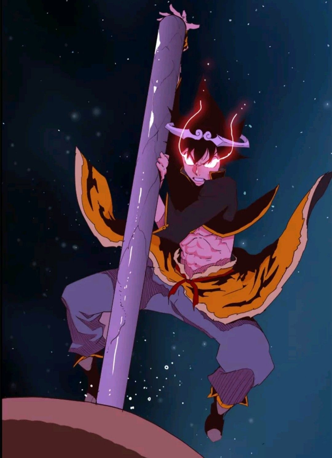 Pin by Ali on God Of High School Anime, Monkey king