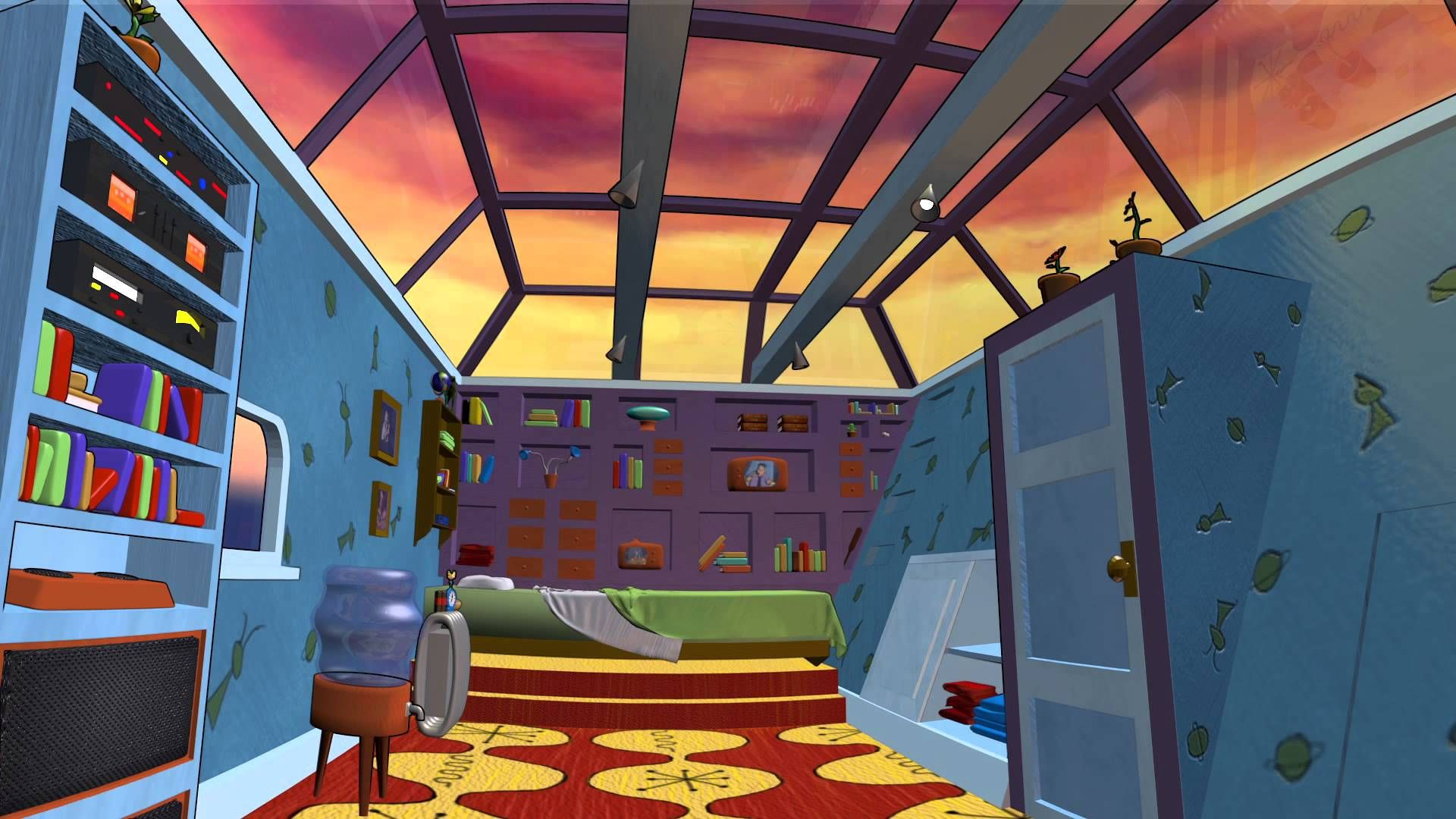 arnold house tour video (With images) | Hey arnold, Arnold ...