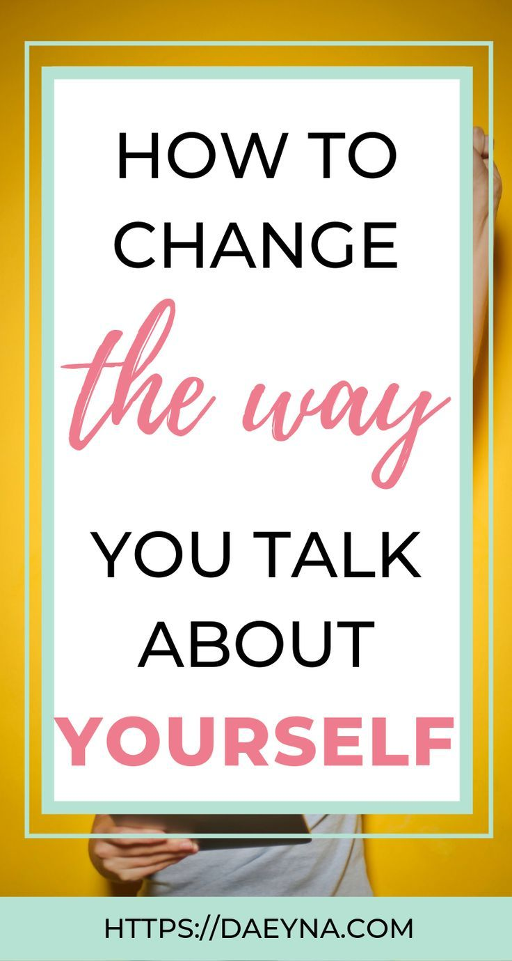 How To Quickly Change Your SelfTalk And Elevate Your