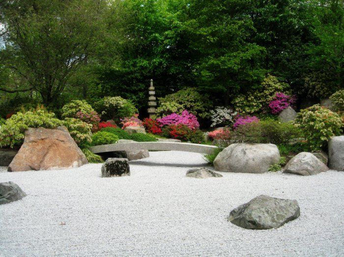 Le jardin zen japonais en 50 images - Archzine.fr | Zen
