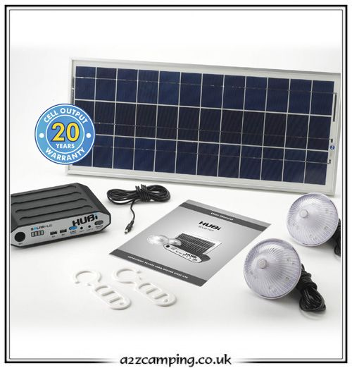 Solar Powered Hubi 10k Awning Tent Solar Power System Solar Power System Solar Power Solar