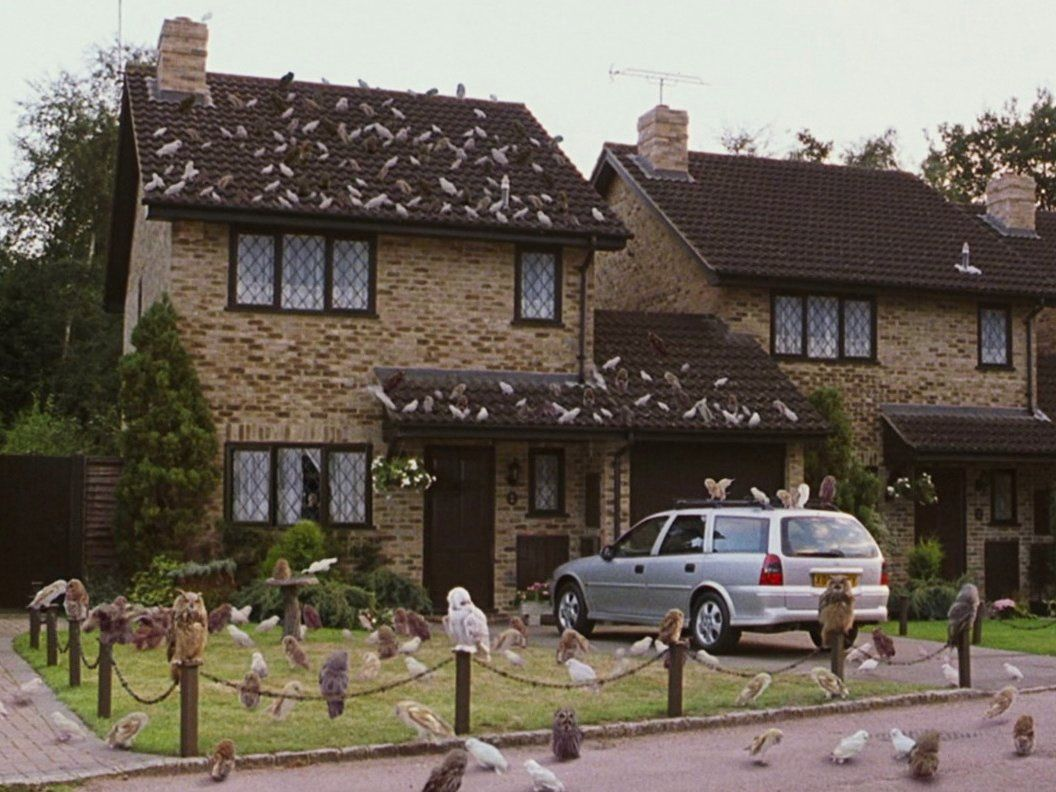 The Real Life Dursley House From Harry Potter Is On Sale And It S Expensive What Is Like Harry Harry Potter Movies
