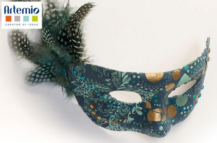masque loup v nitien adulte carnaval mardi gras les ateliers de laur ne diy masque loup. Black Bedroom Furniture Sets. Home Design Ideas