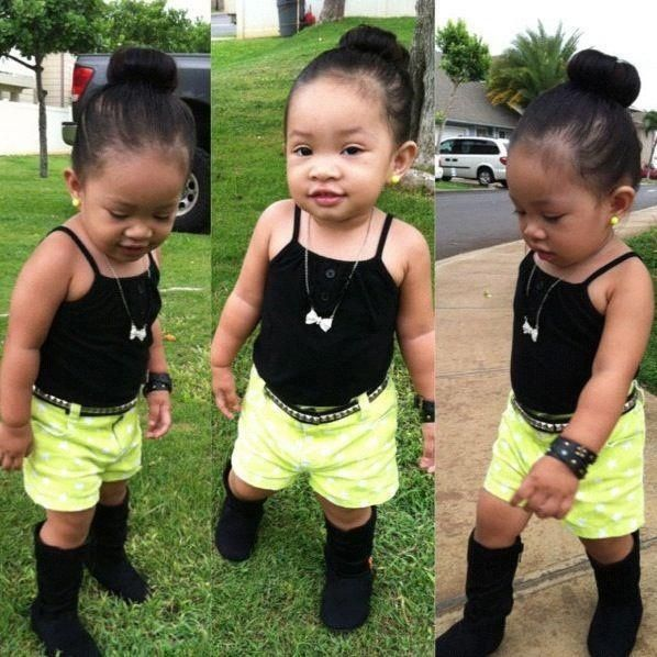 Tumblr Toddler Girls With Swag | fashionplaceface.com ...