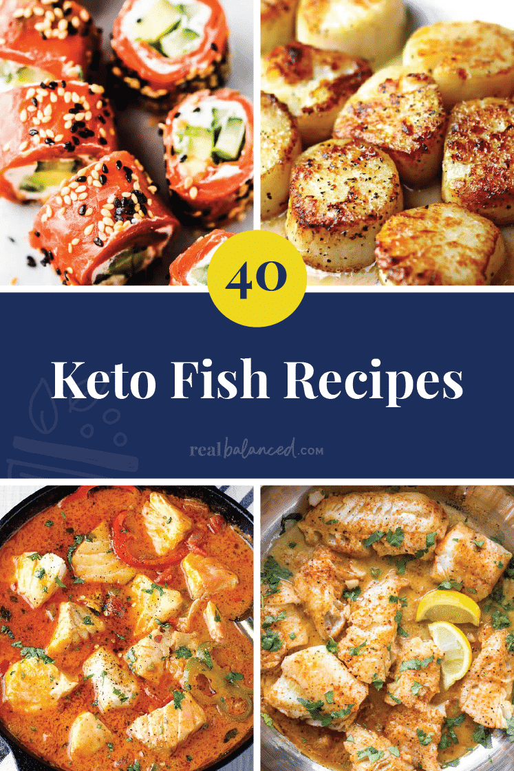 Photo of 40 Keto-Fischrezepte
