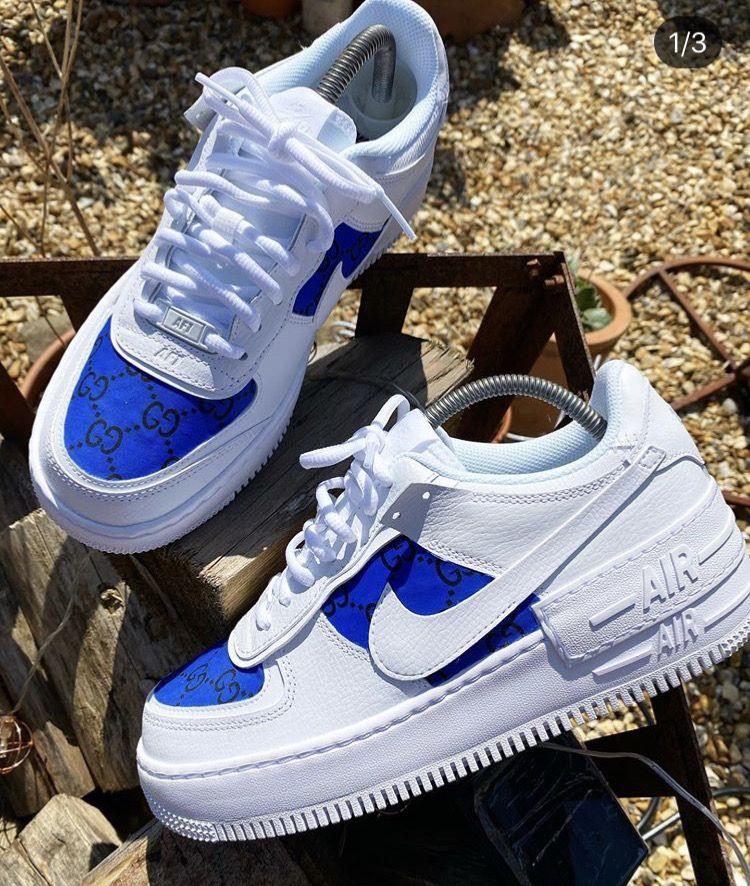Épinglé par Elena sur Chaussures | Chaussures air force one, Chaussure