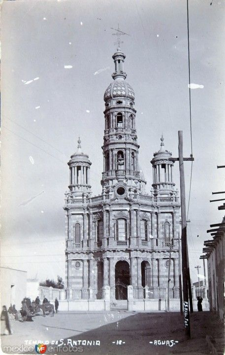 Fotos de Aguascalientes, Aguascalientes, México Templo de