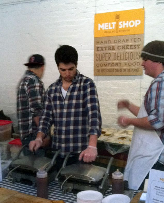 THE BIG CHEESY RETURNS MARCH 23+24: KEITH KLEIN'S MILK TRUCK, LUCY'S WHEY, MELT SHOP, MURRAY'S CHEESE BAR, SAY CHEESE, SONS OF ESSEX, 'WICHCRAFT, SIXPOINT