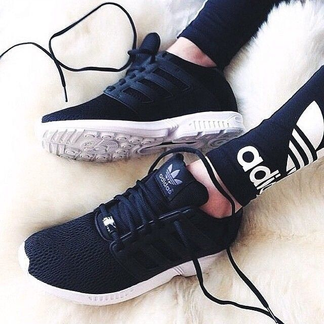 Adidas Women Shoes - adidas, shoes, and black image Adidas Womens Shoes -  ADIDAS Womens Shoes Running - - We reveal the news in sneakers for spring  summer ...