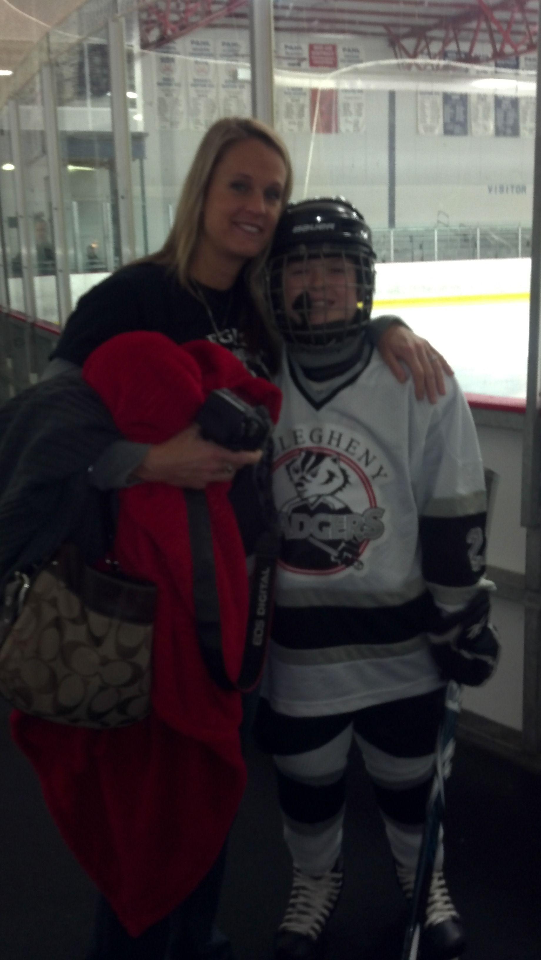 Pin by Jenny Gundlach on I'm a hockey mom Hockey mom