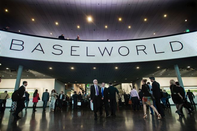 Baselworld Dates: March 19-26, 2015