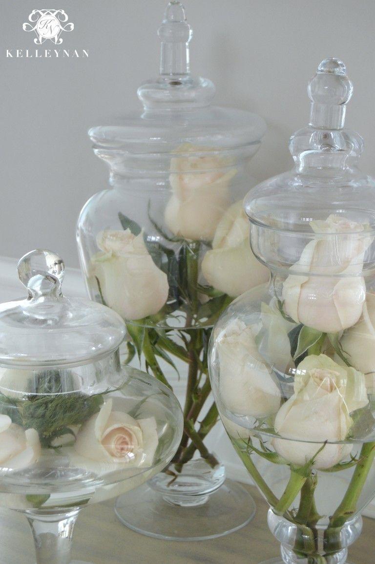 16 Ways To Style Apothecary Jars Apothecary Decor