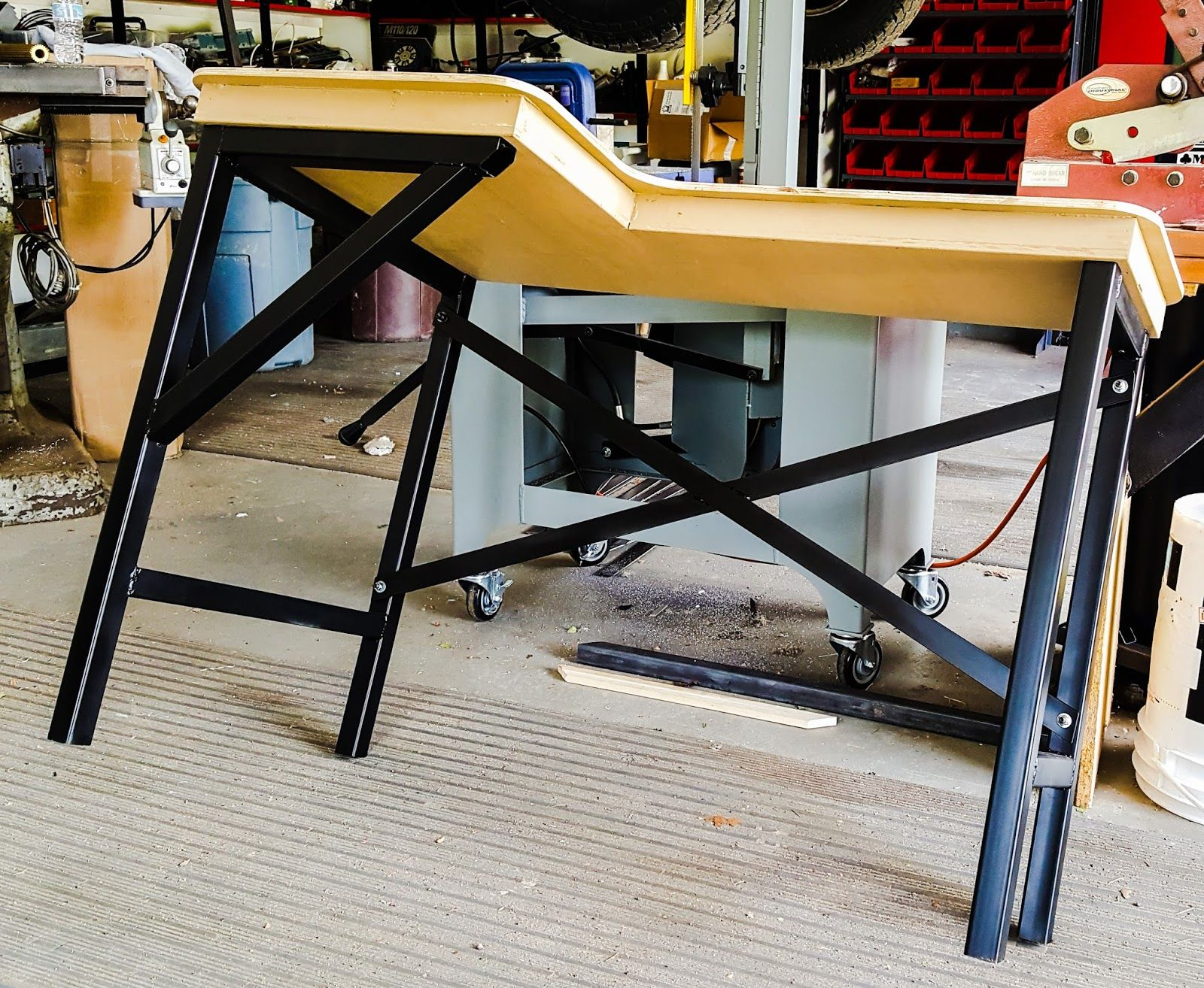 Shooters Bench Rest How to Build A Shooting Bench