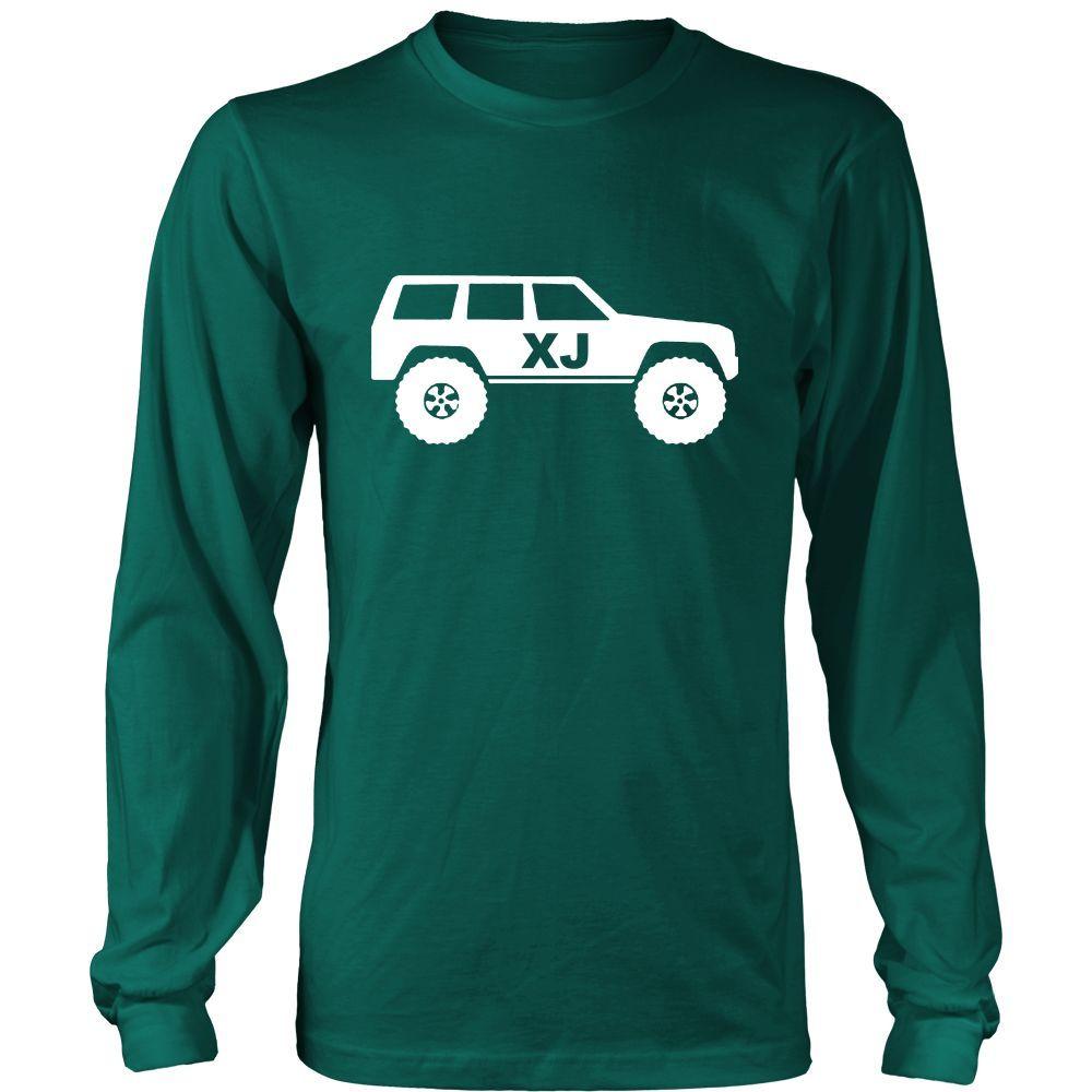 XJ Cherokee Fan Tee Shirt