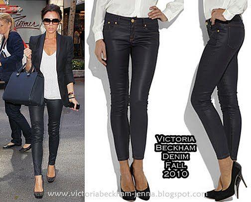 Victoria beckham denim skinny jeans