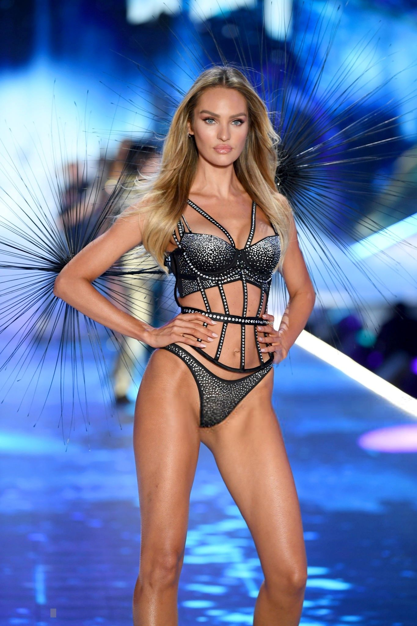 7e7773c7c25e2 All of the Looks from Victoria s Secret Fashion Show 2018   Candice  Swanepoel  candiceswanepoel  victoriassecretfashionshow