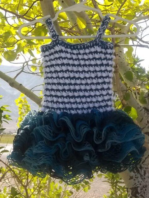 Princess Britt Infant Dress Crochet Pattern | Pinterest | Bebé ...