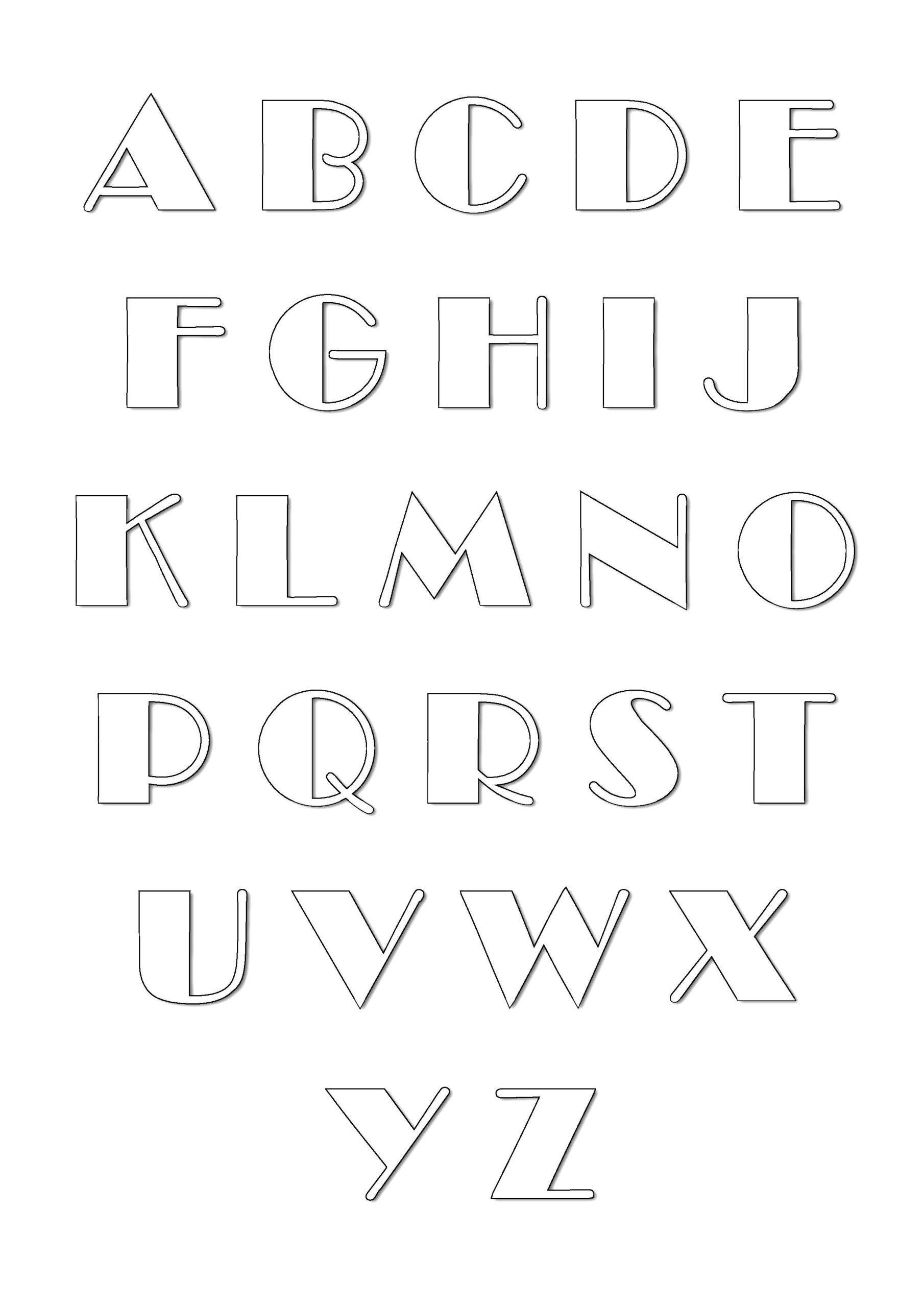 Chicago Style Malvorlage Aus Der Galerie Kids Alphabet Coloringpages Lettering Alphabet Fonts Lettering Alphabet Lettering Fonts