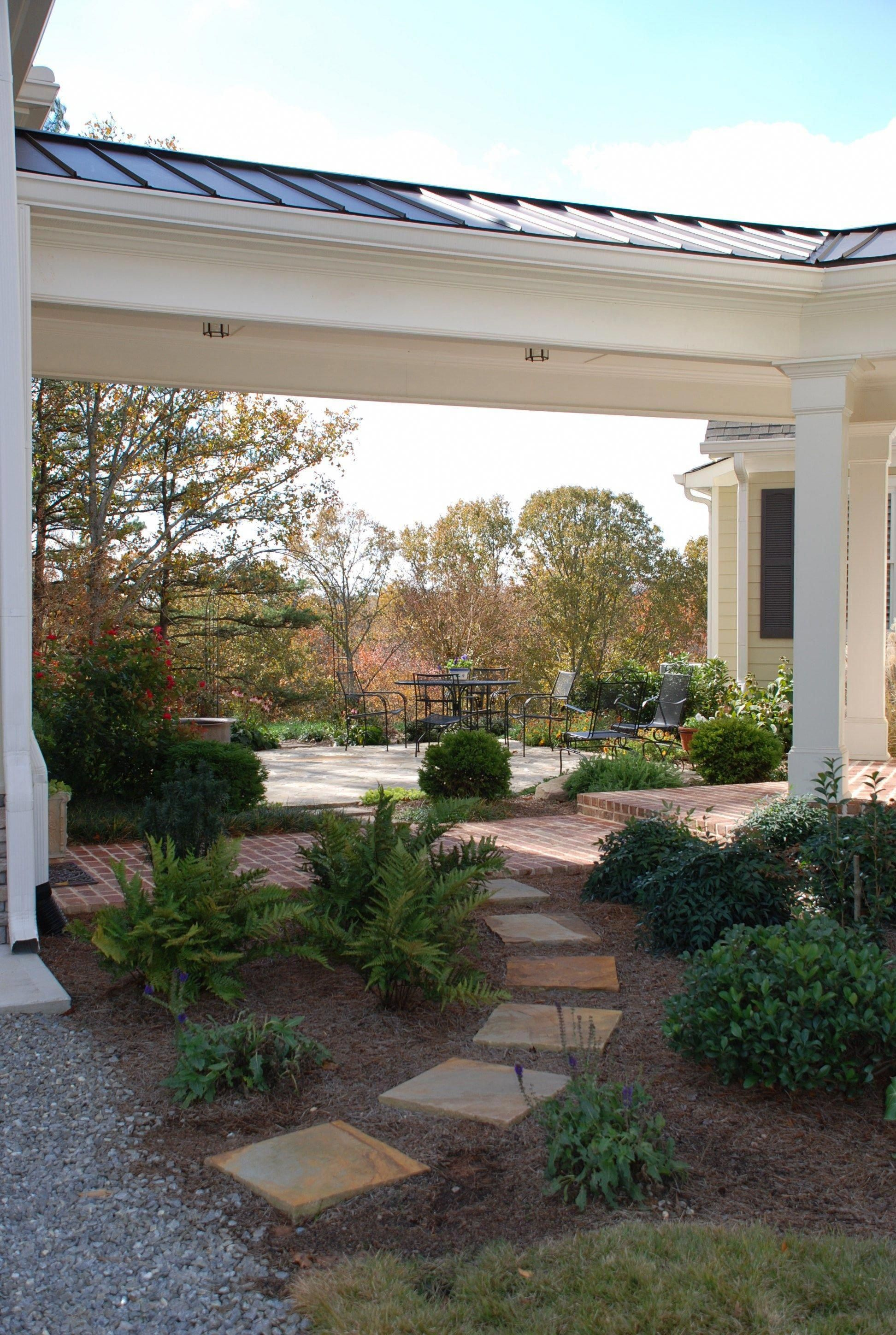 Stunning Photo Review Our Site For Even More Suggestions Paverwalkway Detached Garage Designs Breezeway Backyard