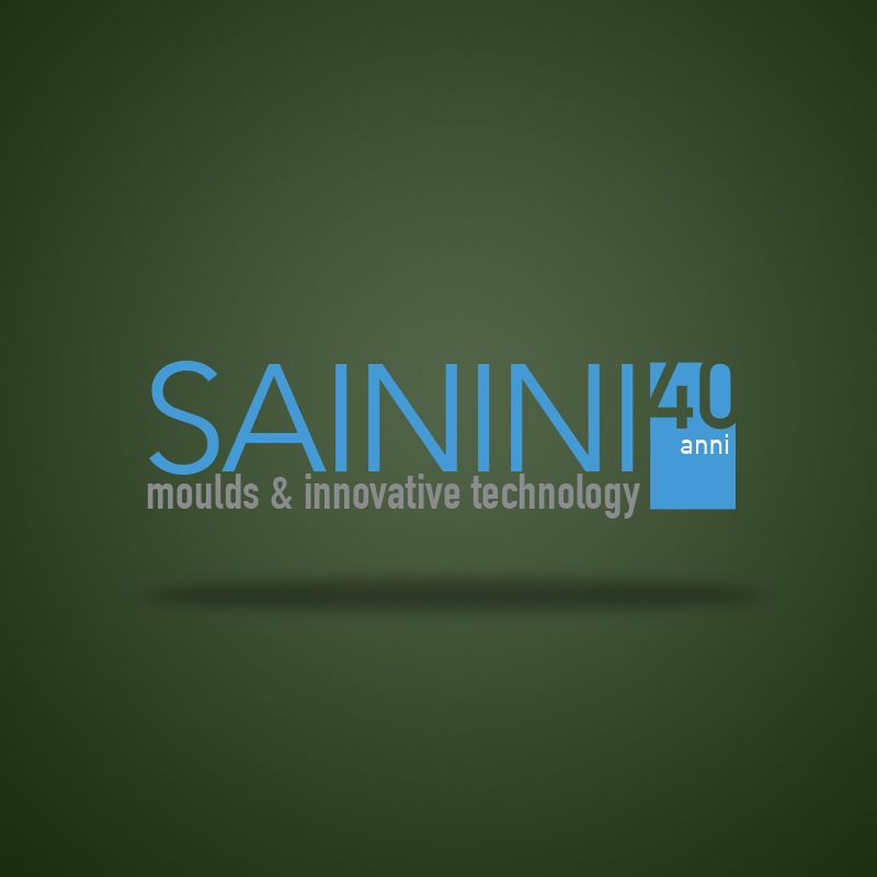 40th Logo for Sainini moulds