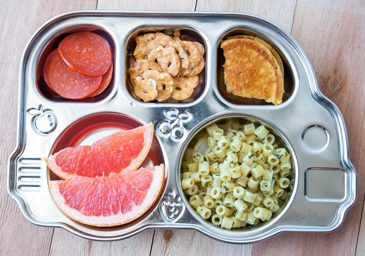 Toddler And Pre K Lunch Ideas With Images