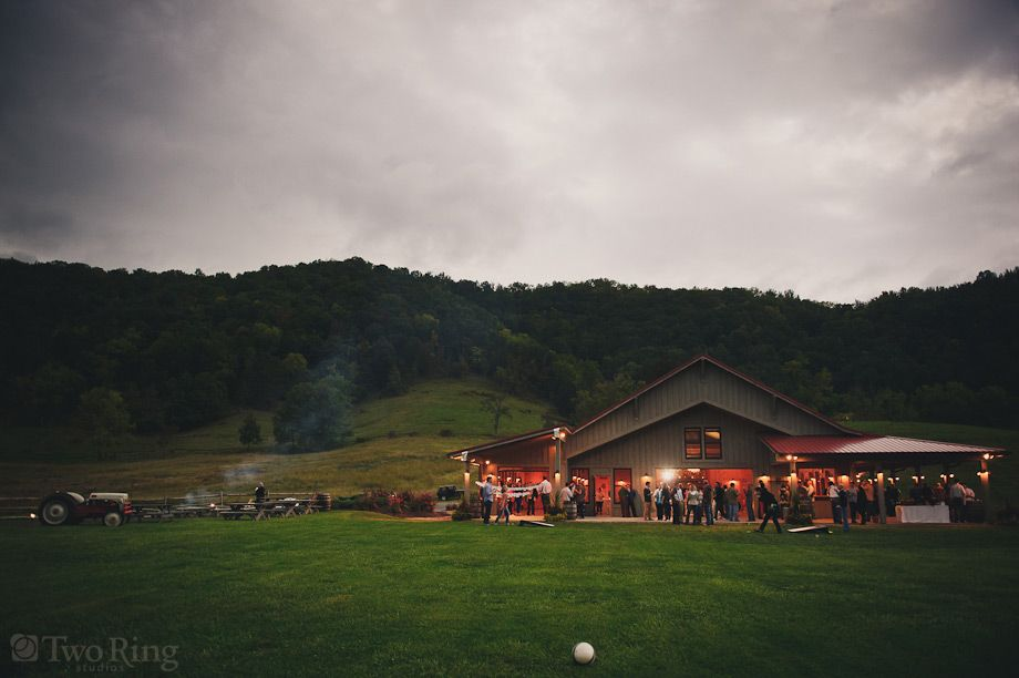Asheville Wedding Venue Claxton Farm