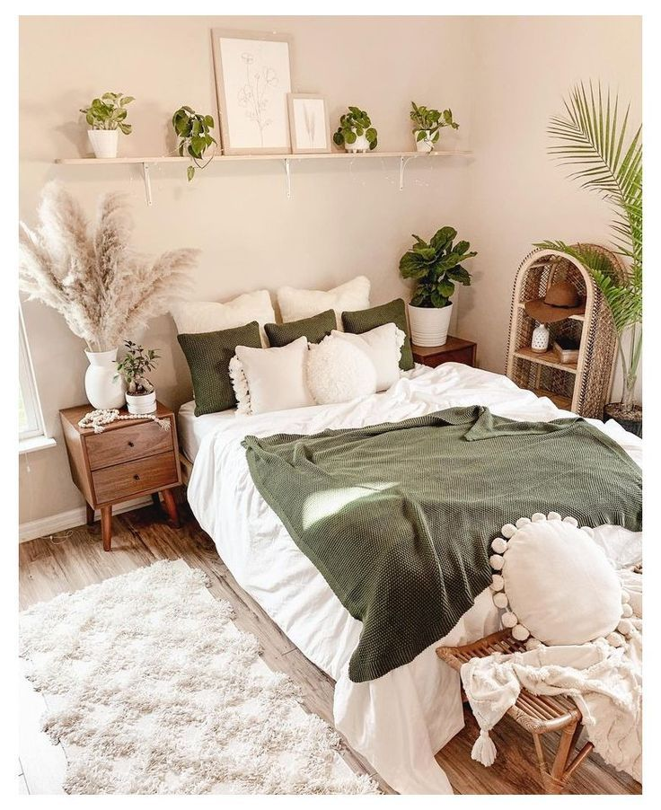 bedroom inspirations cozy texture