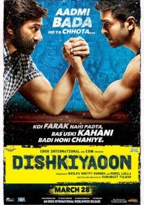 Dishkiyaoon is an upcoming movie about the Mumbai underworld