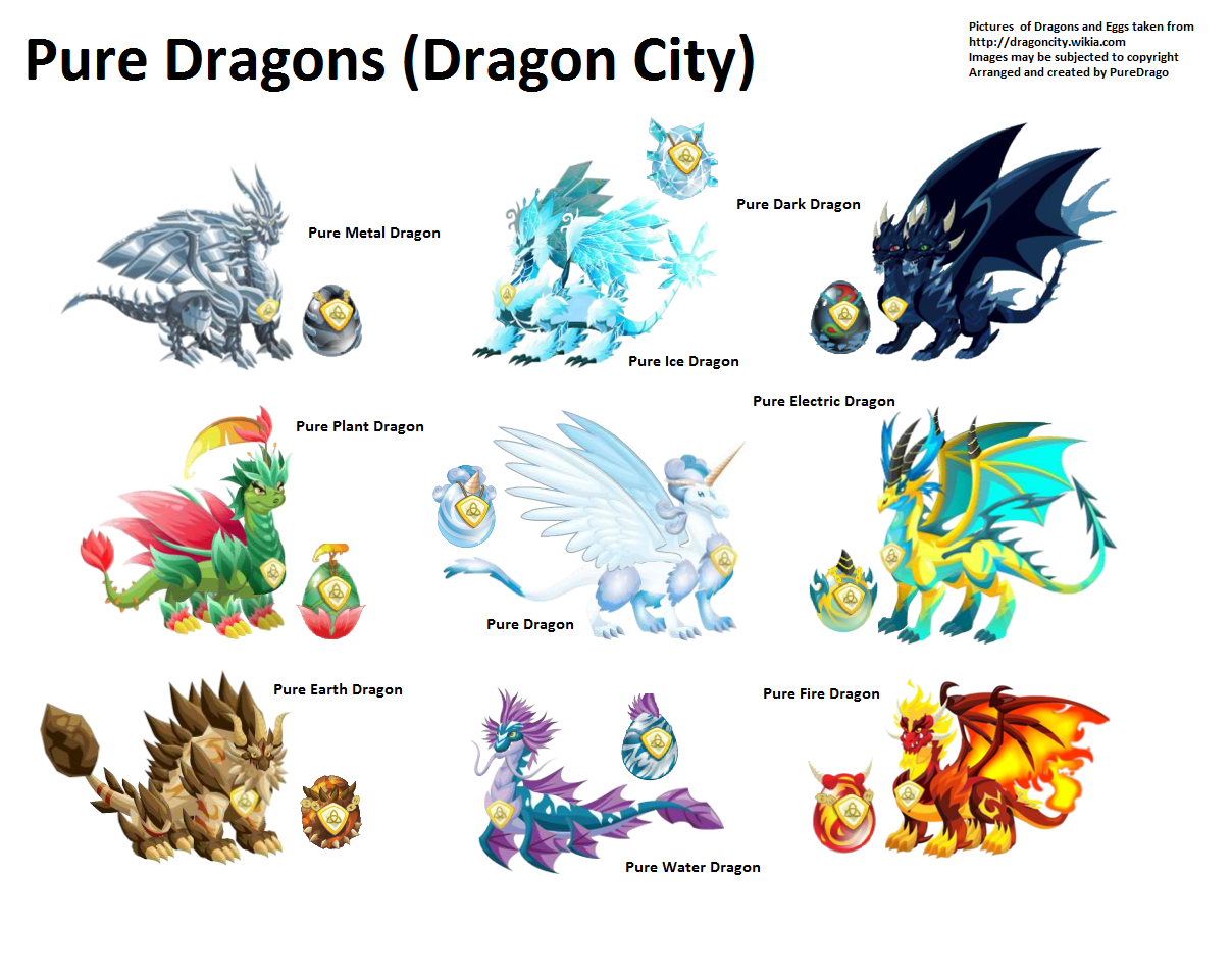 Dragon City Complete Dragon Breeding How To Guide