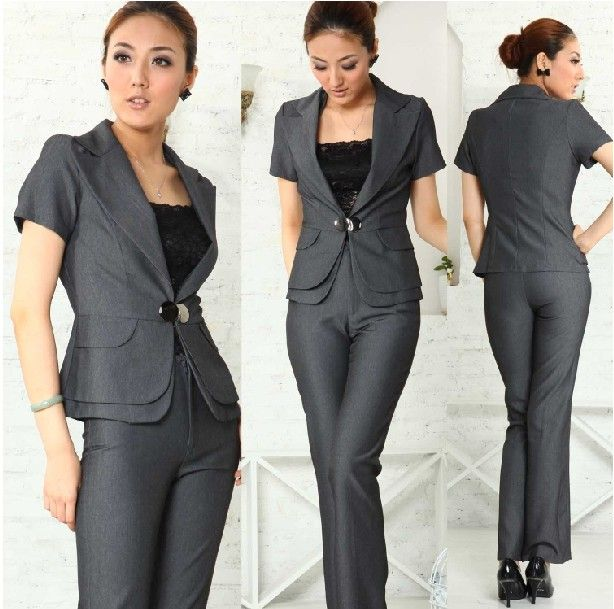Women-Fashion-Business-Suits-1 | For women, Business suits for ...