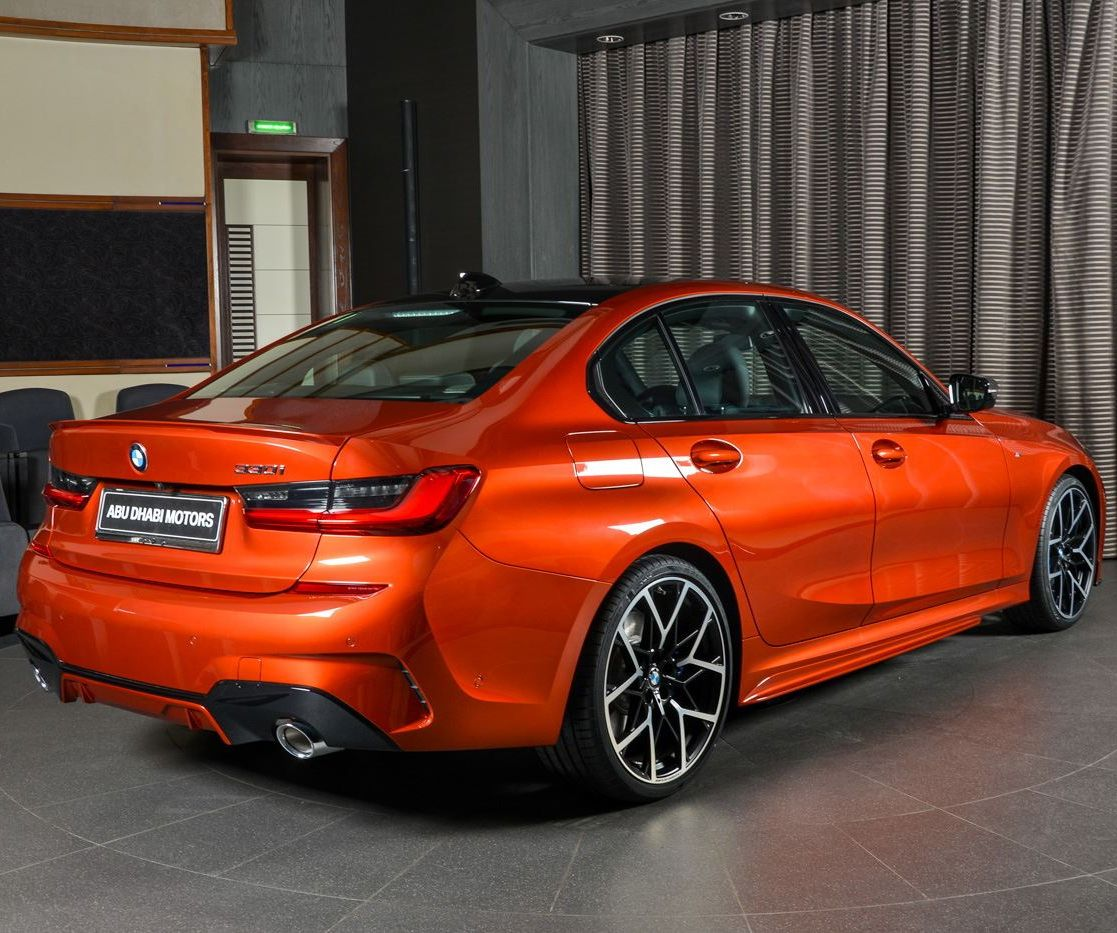 Bmw 330i M Sport G20 With Images
