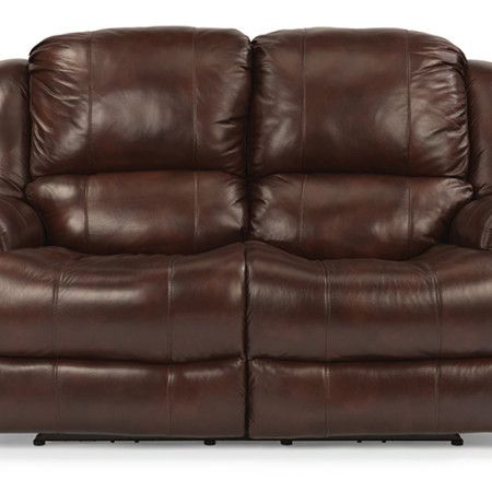 Shop For Flexsteel Leather Power Reclining Loveseat, And Other Living Room  Two Cushion Loveseats At Stacy Furniture In Grapevine, Allen, Plano And  Flower ...