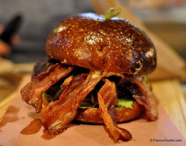 Pub food at craft beer market vancouver cuisine de for Bar food vancouver