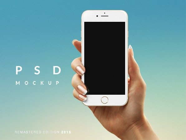 Download Iphone 6 Psd In Hand Mockup Download Free Psd Files