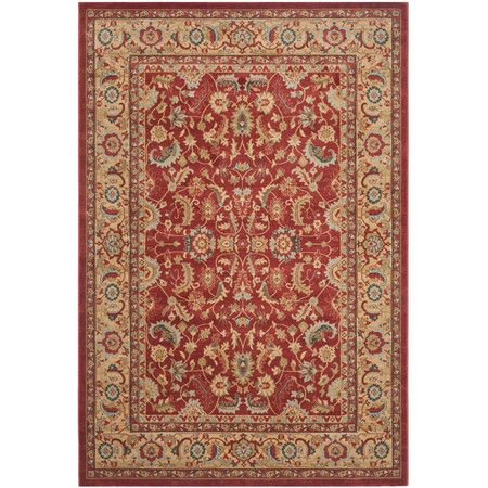 Found It At Wayfair Co Uk Natalia Red Natural Rug Http