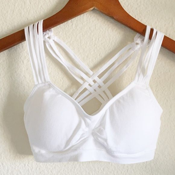 White Bralette . Intimates & Sleepwear Bras