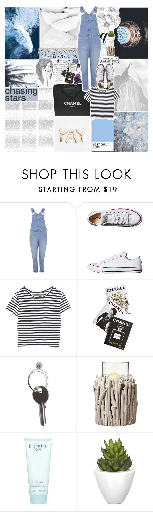 """""""THE VIBES IN THIS HOTEL ROOM -- testing tags / shoutout"""" by vanilla-chai-tea ❤ liked on Polyvore featuring Chanel, Topshop, PAM, Converse, Enza Costa, Assouline Publishing, Maison Margiela, OKA, Calvin Klein and Pomax"""