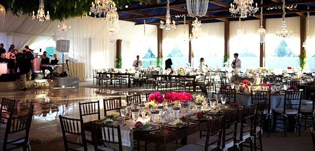 Southern California Outdoor Wedding Venues Ojai Valley Inn Spa Reception Sites