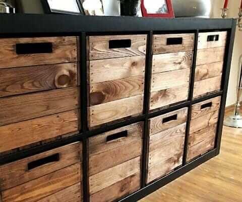 Ikea Kallax Kisten Archive