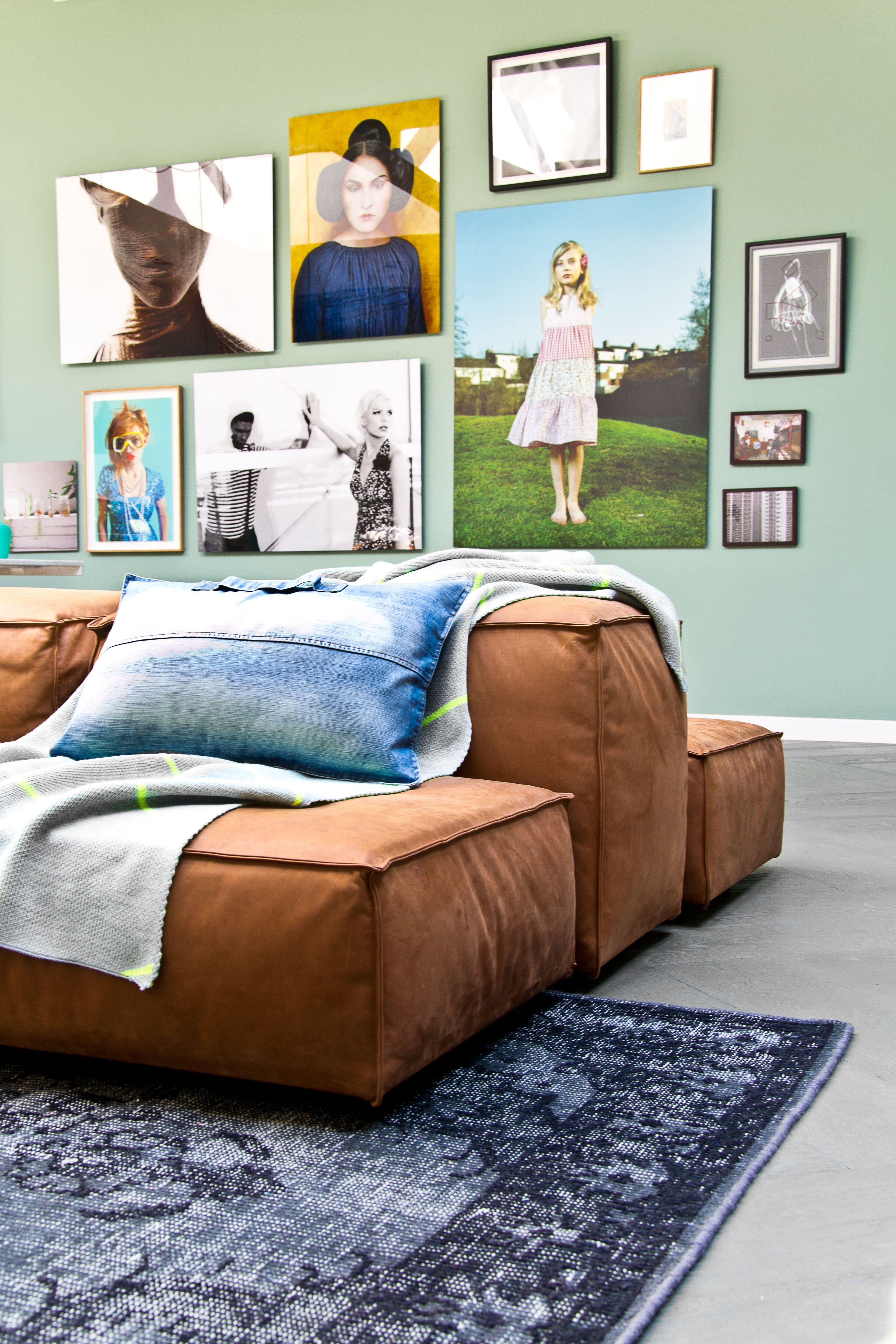 Ebook living rooms walls and inspiration